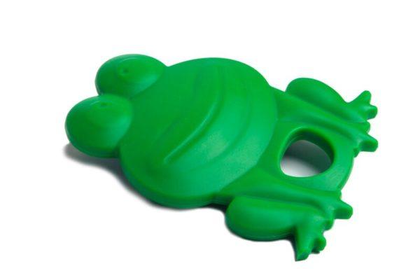 teether-frog